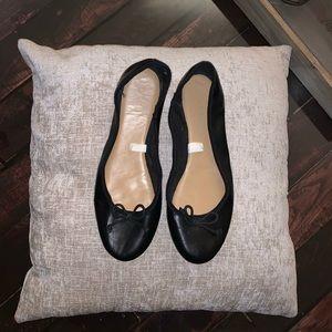 Merona Black Ballet Flats
